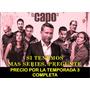 Pelicula Serie Tv El Capo 3 Tercera Temporada 3 En Hd