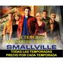 Pelicula Serie Tv Dvd Smallville Superman Temporadas Todas