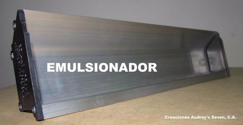 serigrafia bastidor c/s malla fabricación servicio revelado