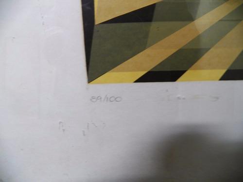 serigrafia massuo nakakubo 78
