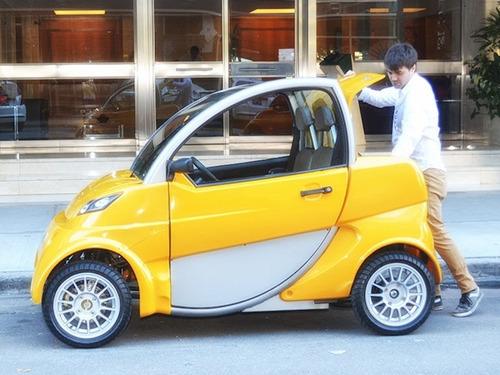 sero electric auto eléctrico cargo y sedan financiacion