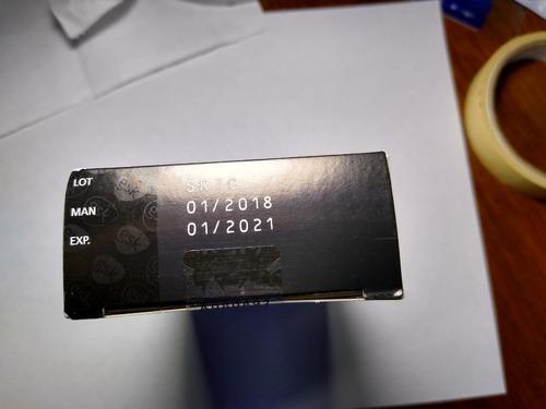 seroxat paroxetina por 30 pastillas. tres cajas
