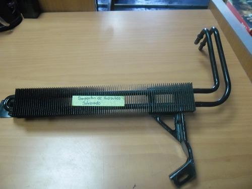 serpentín caja silverado 2008 2010