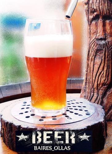 serpentina enfriador chopera 15mts 3/8  beer baires envio