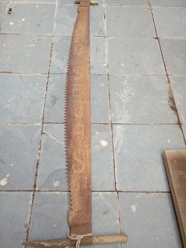 serra antiga, traçador 1,87m x 16,5 cm