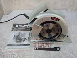 serra circular crown ct 4117 bancada ferramenta