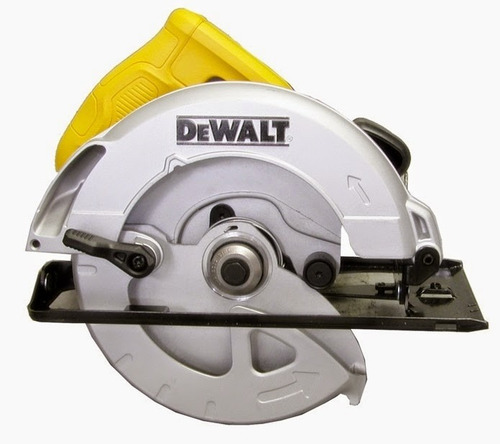 serra circular dewalt 1400w 5500rpm disco 7 1/4  dwe560