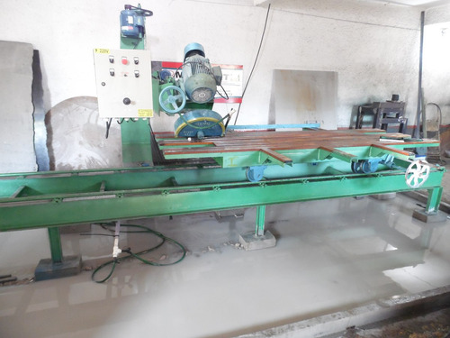 serra cortadeira de granito para marmoraria industrial