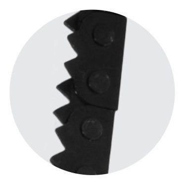 serra de bolso lumber guepardo  possui bolsa em nylon