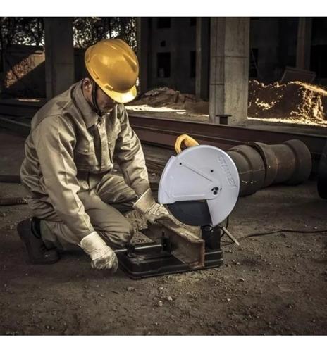 serra de corte rápido prof 14 pol 2200w ssc22 stanley