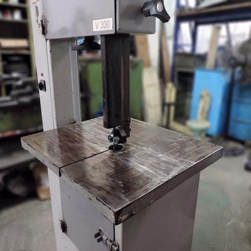 serra de fita vertical para metais marca maqser v300
