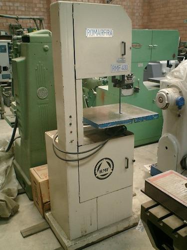 serra de fita vertical romarfra modelo rmf 400