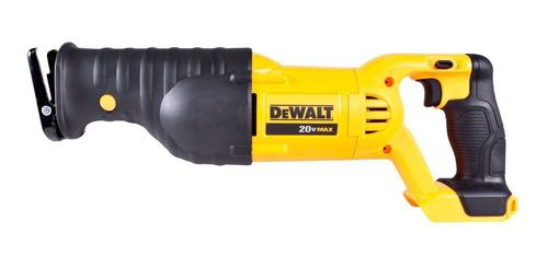 serra sabre à bateria 20v  s/bateria dewalt dcs380b-b3 full
