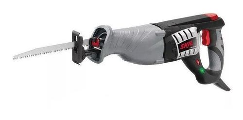 serra sabre skil, 1050 watts, com 3 lâminas - 4900 220 volts