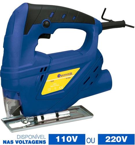 serra tico tico hammer 500w 110v