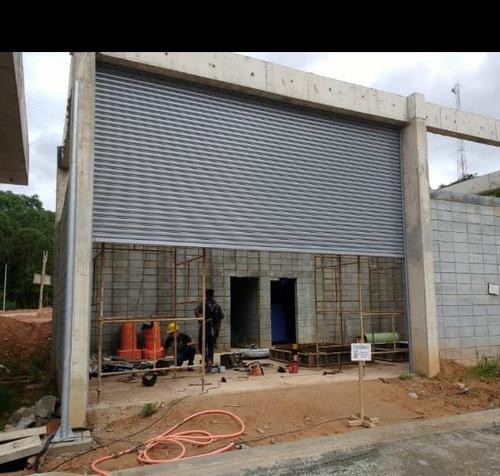 serralheria em geral, portas de aço automática