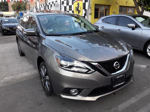 serrano automotriz  sentra exclusive 17 ¡1 año con garantía!