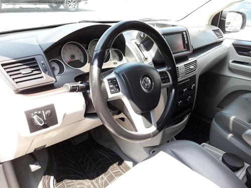 serrano automotriz volkswagen routan 3.7 prestige