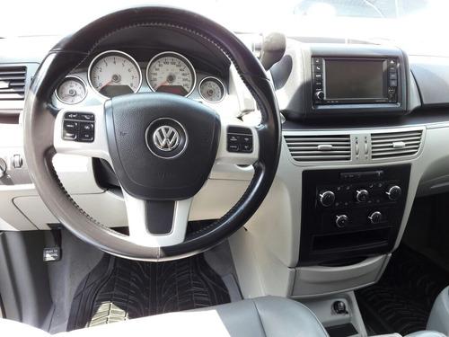 serrano automotriz volkswagen routan 3.7 prestige tiptronic