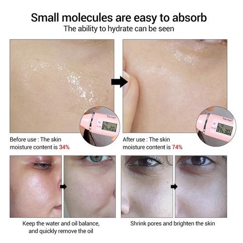 serum acido hialuronico lanbena 40ml original anti arrugas