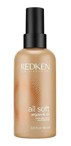 serum all soft para cabello seco redken