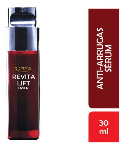 sérum concentrado antiarrugas revitalift loreal paris, 30ml