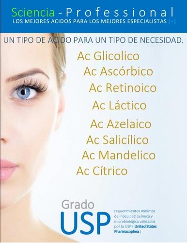 serum de acido salicilico 50%, sciencia