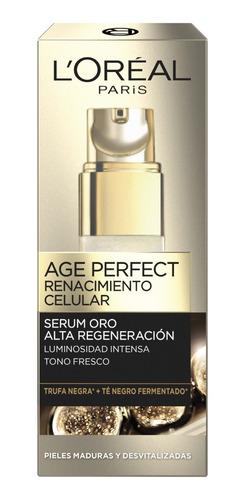 serum facial age perfect renovación celular l'oréal paris