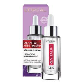 Serum Facial Antiarrugas Ácido Hialurónico Revitalift Loréal