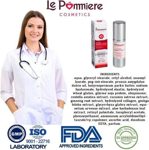 serum facial antiarrugas ácido hialurónico, vitamina c, q10