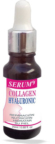 serum facial collagen concentrado