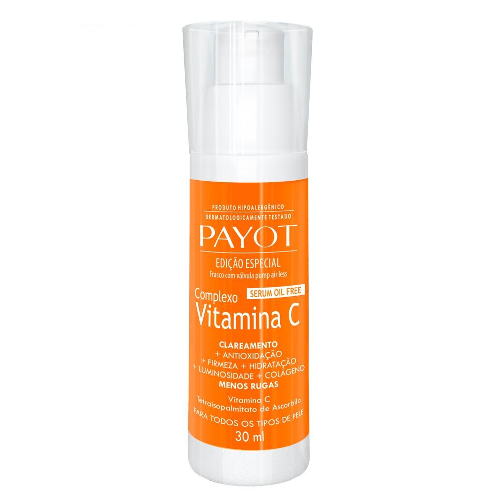 bb4e08714ce Sérum Facial Payot - Complexo Facial Vitamina C 30ml - R  71