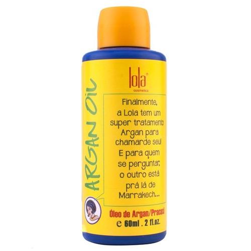 serum lola cosmetics argan oil pracaxi 60ml