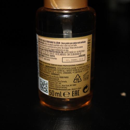 sérum loreal absolut repair gold quinoa + protein - 50ml