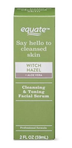 serum witch hazel hamamelis + aloe vera - ml a $678