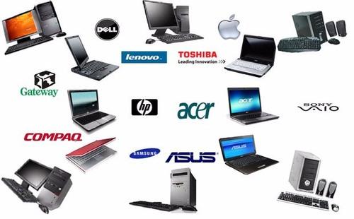 serv. computadoras reparación