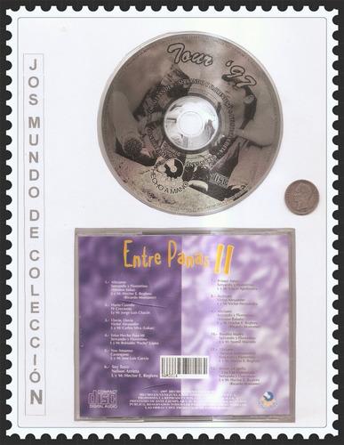 servando y florentino - cd original - un tesoro músical