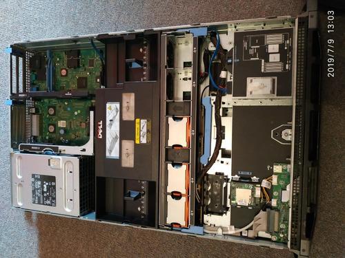 server poweredge dell r710 dual core xeon e5520 2.26 ghz