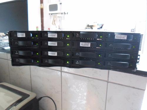 server storage ibm 1750rf com 16 hds