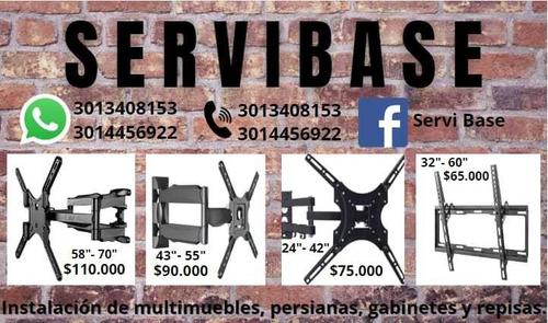 servibase... precios variables...