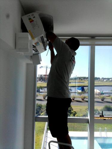 service aire acondicionado / refrigeracion split