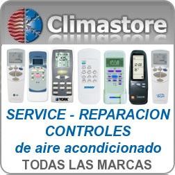 service arreglo reparacion control remoto aire acondicionado