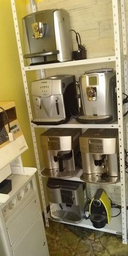 service cafeteras express saeco