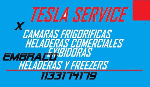 service camaras frigorificas aires centrales exibidoras caba