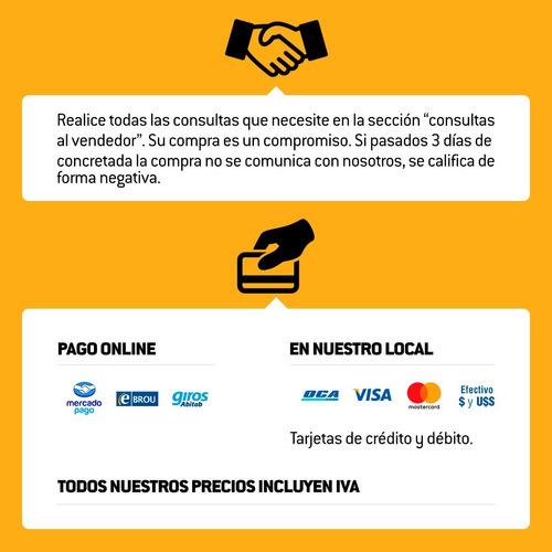 service cambio aceite celerio nuevo 1000cc ancap + 3 filtros