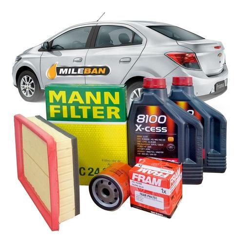 service cambio de aceite prisma motul 5w40 sintético filtros