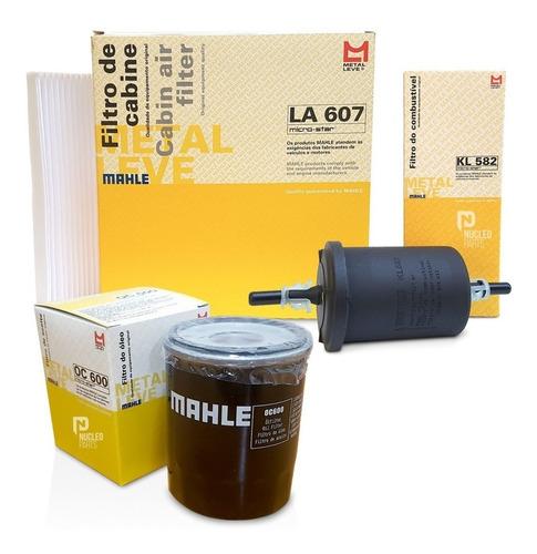 service cambio de aceite vw gol g5 mobil sintetico + filtros