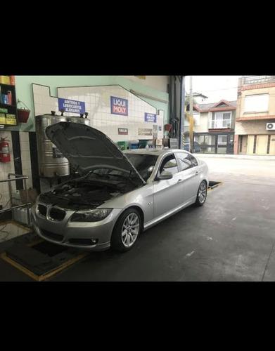 service cambio de aceite y filtros