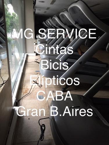 service cintas de correr, bicis, elipticos  fac,garantia.