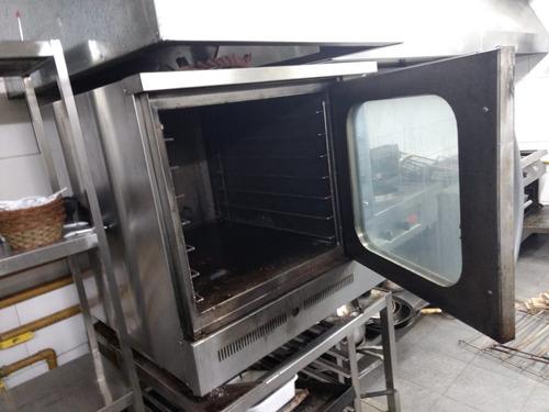 service cocina industrial, freidora horno convector campanas